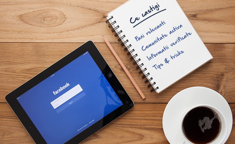 Training Facebook Ciprian Susanu